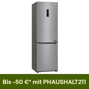 LG Kühl-/Gefrierkombination GBB61PZFFN