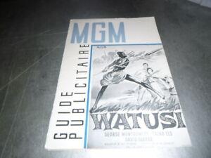 Vintage-guide-publicitaire-MGM-watusi