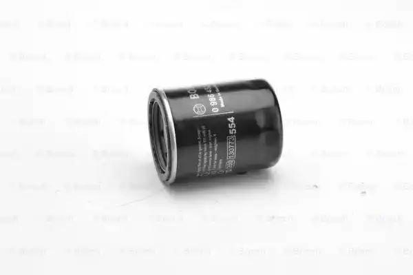 1x bosch Filtro de Aceite P2041 0986452041 [3165141830484]