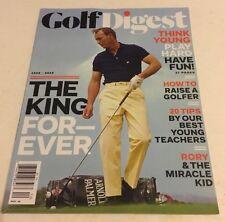 Golf Digest Arnold Palmer The King Forever  November 2016