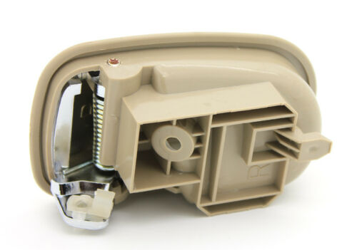 FOR 1996-03 MAZDA PROTEGE /& 1993-97 626 New Tan /& Chrome Inside Door Handle RH