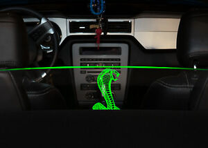 New Ford Mustang 2011 2014 Interior Glow Panel Lighted Accessories Led Ebay