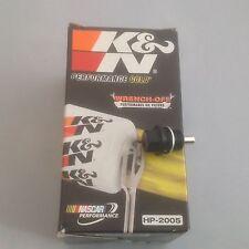 Audi A3 1.8L K&N Oil Filter + Magnetic Sump Plug