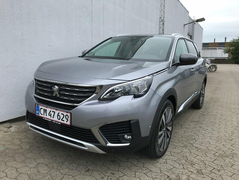 Peugeot 5008 1,5 BlueHDi 130 Allure EAT8 5d - 359.800 kr.
