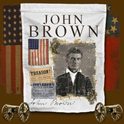 John Brown American Civil War themed Yard Flag