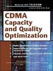 CDMA Capacity and Quality Optimization by Adam Rosenberg, Sid Kemp (Hardback, 2003)