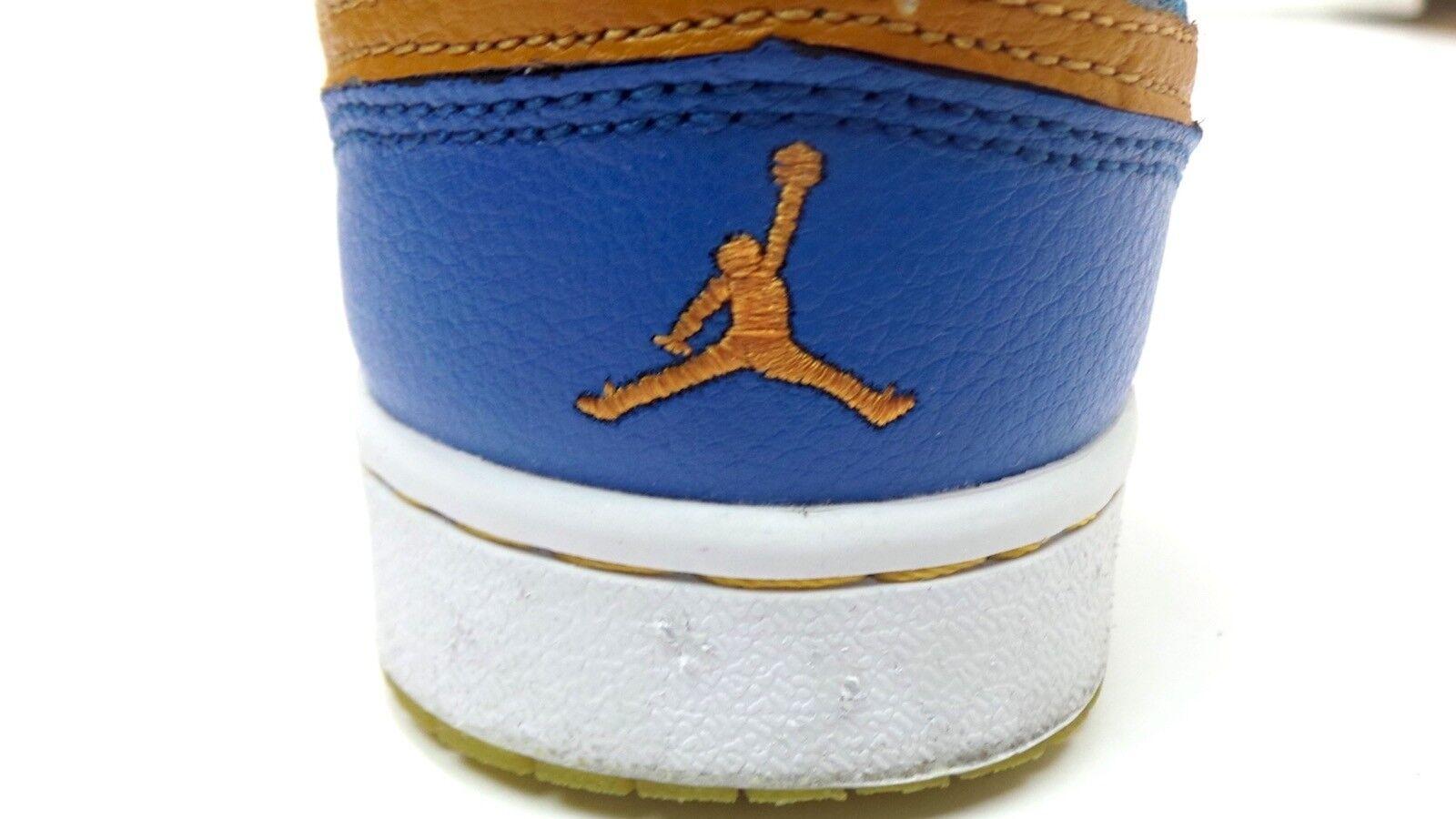 Nike Air Jordan Jordan Jordan 1 Phat SZ 2.5 Year Of The Dragon All Star  bluee 364770-403 603ca4