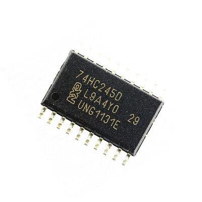 10PCS 74HC245D 74HC245 IC SOP-20 SMD Brand New