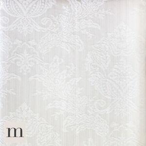 De-Lujo-Tejido-Blanco-Marfil-Frances-Floral-Plisado-Del-Lapiz-Cortina-Par-Forrado-de-66-X-72