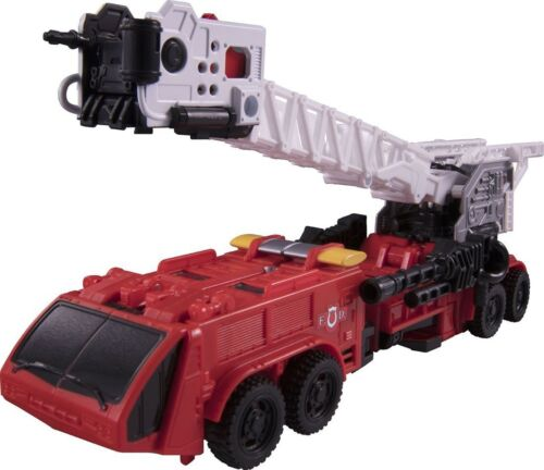 Transformers Generations Power of the Primes Voyager Class Autobot Inferno