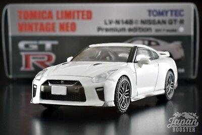 LV-N148 Takara Tomy Tomica Vintage Neo 1//64 Nissan GT-R Premium 2017 Diecast
