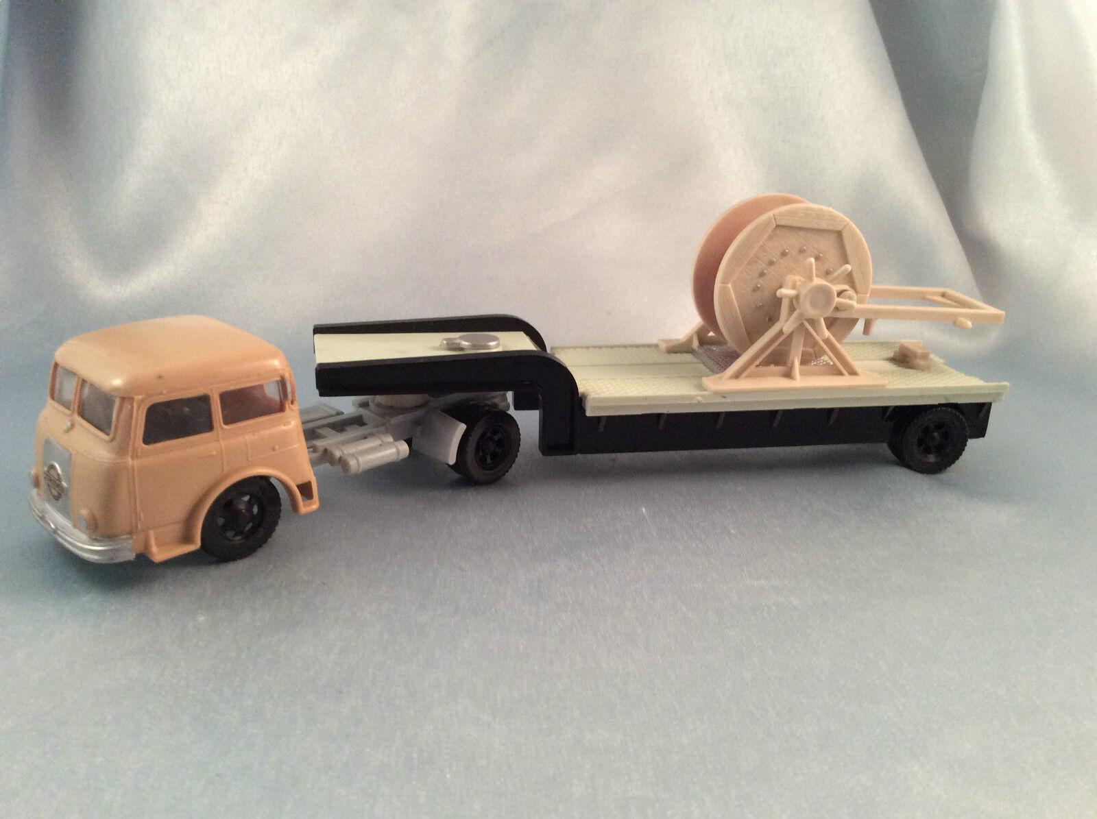 Siku plastik v152 kabelwagen abschleppwagen str ü n v - serie