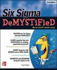 Six Sigma Demystified, Second Edition by Paul A. Keller (Paperback, 2010)