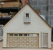 Lansdowne 1:12 scale Dollhouse 2 car garage/workshop