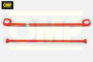 OMP-FRONT-amp-REAR-STRUT-BRACE-FIAT-UNO-TURBO-1-3-1-4