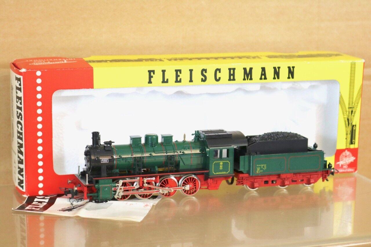 Fleischmann 4147 Kpev 0-8-0 Clase Br G8 4537 Dampflok Loco Menta en Caja Nr