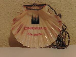 Concha Xacobea Compostela 93, Año Jubilar