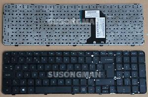 New-UK-Keyboard-For-HP-g7-2050sa-g7-2051sa-g7-2054sa-g7-2100sa-Frame-black