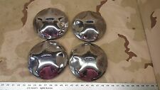 (4) 1997 - 2003 Ford F150 Truck Expedition Wheel Center Caps Hubcaps OEM 97-03