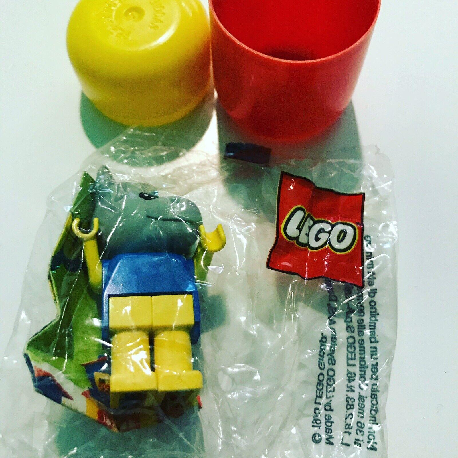 LEGO Vintage Special Fabuland OrzGold Chocolate Nestle Gift 1985 sealed misb
