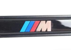 GENUINE OEM BMW E21 Sedan Door Moulding BAUR Emblem Badge 51140006000 New