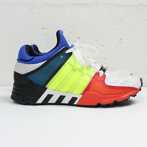info for 796d1 5c1d8 Details about Adidas Equipment Running Support EQT Size 7.5 Colorblock  S81483
