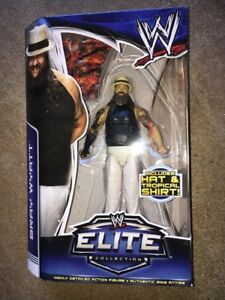 WWE BRAY WYATT Elite Series 28 Wrestling Figure HAWAIIAN SHIRT ACCESSORY EA