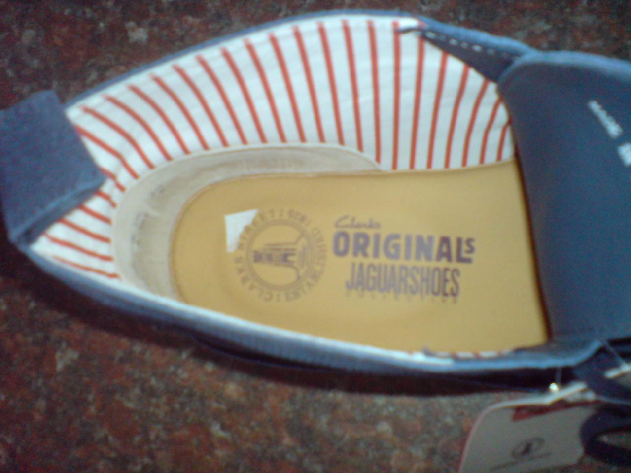 Clarks Originals Mens  X JAGUAR NAVY NAVY NAVY , Desert Stiefel Canvas   UK 7.5   US 8 F    10cb5f