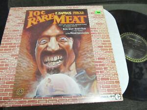 Frank Zappa 10cent Rare Meat 83 Nm Lp Delfi Rhino Orig