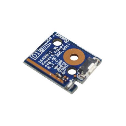 HP PavilionX360 15-BR SERIES 15-BR080WM 15-BR077NR 15-br082wm Power Button Board