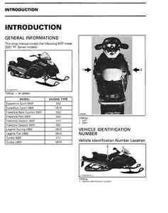 2007 ski doo tundra freestyle expedition legend series snowmobile rh ebay com ski-doo tundra shop manual ski-doo tundra 1986 manual