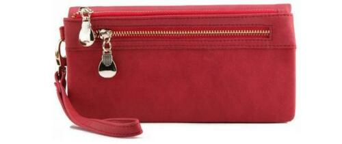 MIYAHOUSE Fashion Brand PU Leather Long Purse Ladies Wallet Large Capacity