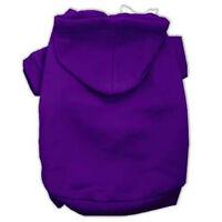 Dog Sweatshirt Boxer Labrador Dalmatian Pitbull Dog Hoodie Violet Clothe Us Made