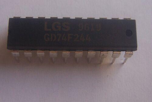 LG SEMICON GD74F244 74F244 10 PCS