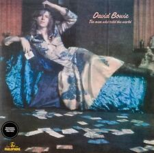 DAVID BOWIE 'MAN WHO SOLD THE WORLD' NEW SEALED RE-ISSUE LP ON 180 GRAM VINYL