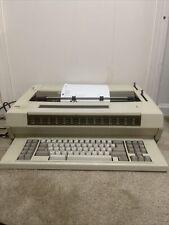 Ibm Wheelwriter 3500 Typewriter White