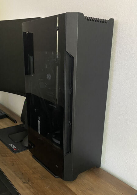 Phanteks Evolv Shift Air ITX Gaming Case - No Hardware Included