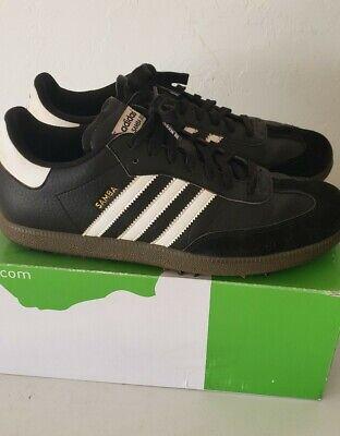 Adidas Mens 2012 Samba Golf Shoes Size 9 5 886398388049 Ebay