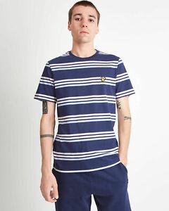 Lyle-and-Scott-Men-Multi-Stripe-T-Shirt