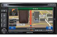 "Alpine Ine-s920hd 6.1"" Dvd Gps Navigation Receiver Parametric Eq X-over 4 Volt"