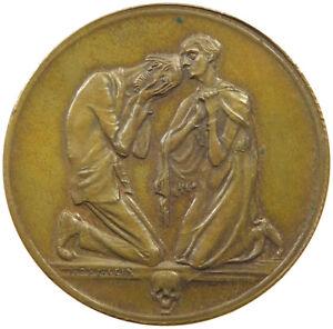 GERMANY-HUNGER-MEDAL-1923-HORNLEIN-38MM-22G-p50-117