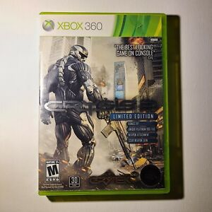 Crysis 2 Microsoft Xbox 360 2011 M-Mature No Manual Tested/Working