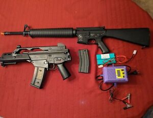 Details about Classic Army M15 and TM G36C w/extras