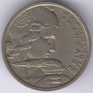 1958-B-France-100-Francs-Coin-European-Coins-Pennies2Pounds