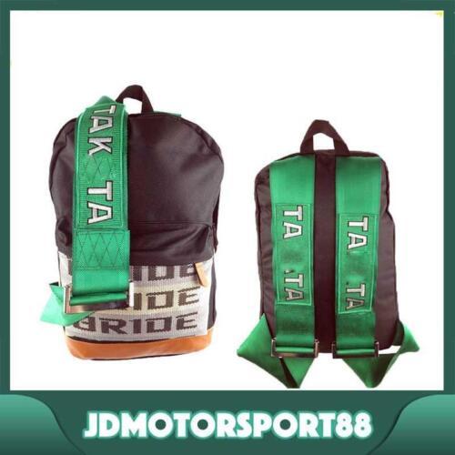 Neu!!JDM Bride Backpack with Detachable Racing Straps Bride Rucksack TK Rucksack