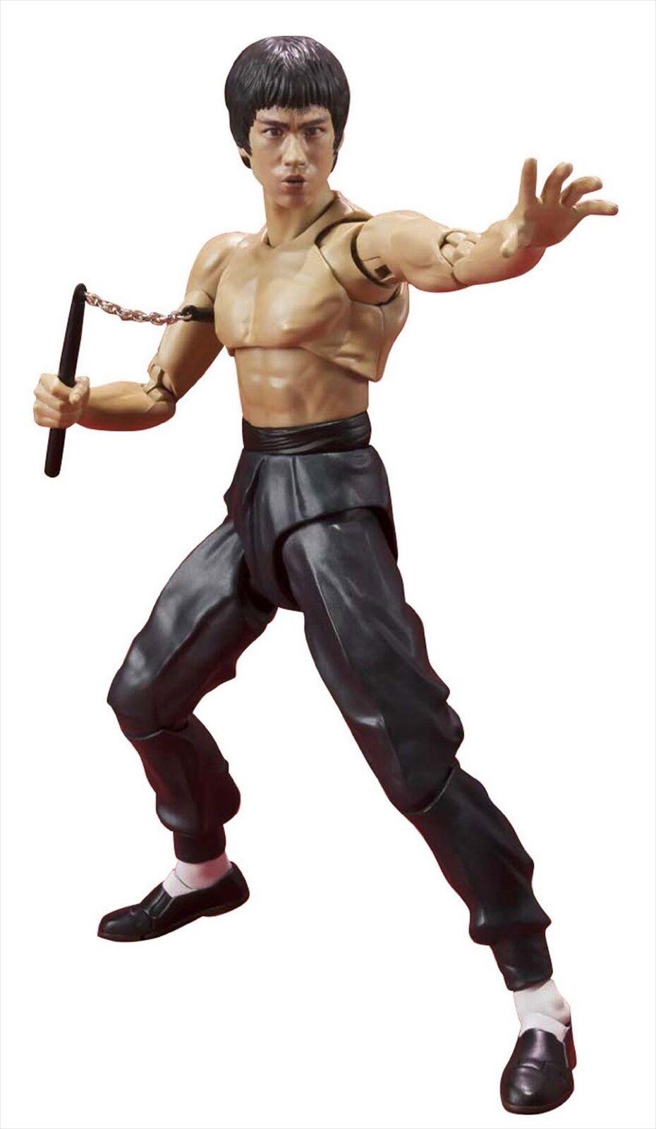 Beai Tamashii Nations  S.H. Figuarts Bruce Lee azione  cifra  vendita di fama mondiale online