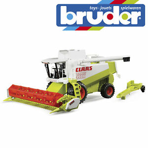 Bruder-Claas-Lexion-480-Combine-Harverster-Farm-Toy-Childrens-Model-Scale-1-20