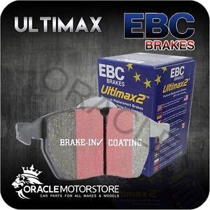 2006 /> 10 3.0 N53 325 EBC Ultimax Rear Brake Pads for BMW 3 Series E93