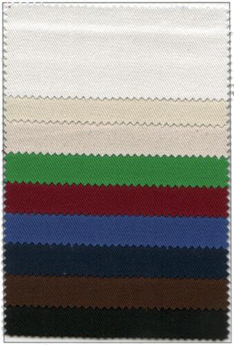 "100/% Cotton Bull Denim Fabric 58//60/"" Wide 20 Yard Bolt"
