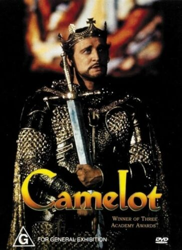 1 of 1 - Camelot (DVD, 1999)